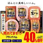 お中元 御中元 2021 ギフト 送料無料 御中元 ハム ハムギフト 詰め合わせ 肉 食べ物 日本ハム 本格派ギフト「NK-500」
