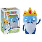 ファンコポップ?フィギュア Funko POP Television: Adventure Time Ice King Vinyl Figure 正規輸入品