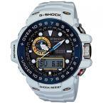 カシオメンズ腕時計 G-Shock Men's GWN-1000E White Watch 正規輸入品