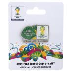2014 FIFA ワールドカップ 公式グッズ ピンバッジ
