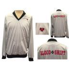 送料無料 ゴルフ ブラッドシフト BLOOD SHIFT アウター BLB-17 カラー グレーサイズ L(48)・ジャケット・ジャンバー・ゴルフ・ゴルフアウター送料無料