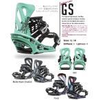 FLUX フラックス  カラー ブラック サイズ SM  GS送料無料 ウィンタースポーツ スノーボード ビンディング レディース 【送料無料】