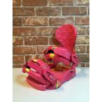 DRAKE ドレイク   ピンク サイズ M  DL 送料無料  ウィンタースポーツ スノーボード ビンディング レディース 【送料無料】