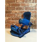 TECHNINE(テックナイン) カラー ブルー サイズ L  F2TM/BIMAS  送料無料 ウィンタースポーツ スノーボード ビンディング 【送料無料】