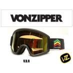 VONZIPPER/ボンジッパー CLEAVER AF21M-708 VBR ゴーグル 送料無料 ウィンタースポーツ スノーボード   【送料無料】