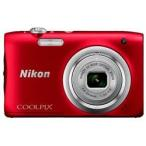 Nikon ニコン COOLPIX A100 レッド COOLPIXA100-RD