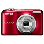 Nikon ニコン COOLPIX A10 レッド COOLPIXA10-RD
