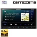 カロッツェリア 7V型ワイドVGAモニター/DVD-V/VCD/CD/Bluetooth/USB/チューナー・DSPメインユニット FH-9300DVS