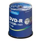 ��ɩ���ߥ����ǥ��� �ǡ����� DVD-R 16��® 100�� �������å��б��磻�� DHR47JP100V4