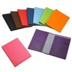パスポートケース メンズ 革 名入れ スリップオン Noir NSLシリーズ ライトグリーン ノワールコレクション パスポートケース NSL-2801LGR