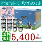 ショッピングアイスクリーム ベン&ジェリーズ 専用ギフトBOX10個+2個セット