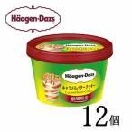 ハーゲンダッツ キャラメルバタークッキー110ml 6個