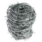 K-981 有刺鉄線バーブ 20m巻 00021981-001 送料無料  メーカー直送、期日指定不可、ギフト包装不可、返品不可、ご注文後在庫在庫時に欠品の場合、納品遅れや