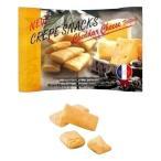 エイム クレープスナック チェダーチーズ 18袋 100001689 送料無料  代引き不可 送料無料 メーカー直送 期日指定・ギフト包装・注文後のキャンセル・返品不