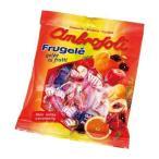 ambrosoli(アンブロッソリー) フルーツゼリー 袋入 130g×20袋 送料無料  代引き不可 送料無料 メーカー直送 期日指定・ギフト包装・注文後のキャンセル
