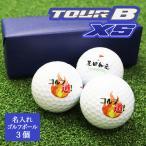 ギフト 名入れ 即日発送可能 ゴルフボール3個セット ブリヂストン ツアーステージ V10 プレゼント 退職祝い 誕生日 敬老の日 父の日