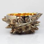 陶芸作家 古賀崇洋 スタッズフリーカップ Studs Free Cup Platinum Gold  作家の器 作家物 酒の器 つまみの器 デザートの器