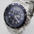 インビクタ メンズ プロダイバー クロノ 6621 あすつく 腕時計