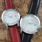 バーバリー ペアウォッチ シティ BU9008BU9129 あすつく 腕時計