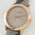 バーバリー メンズ レディース シティ BU9040 あすつく 腕時計
