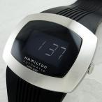 ハミルトン メンズ パルソマティック デジタル あすつく 腕時計