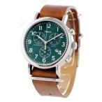 タイメックス メンズ ウィークエンダー クロノ TW2P97400 あすつく 腕時計