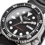 送料無料 新品 腕時計 SEIKO セイコー セイコー5 ブラックボーイ 自動巻き ダイバー メンズ SKX007K