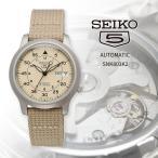 送料無料 腕時計 SEIKO セイコー SNK803K2 海外モデル セイコー5 自動巻き ビジネス カジュアル メンズ