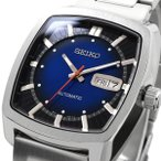 送料無料 新品 腕時計 SEIKO セイコー 海外モデル RECRAFT SERIES 復刻 自動巻き メンズ SNKP23