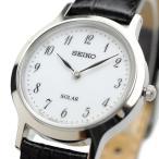 送料無料 腕時計 SEIKO セイコー SUP369P1 海外モデル ソーラー ビジネス カジュアル シンプル レディース