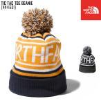 THE NORTH FACE チック タック トゥー ビーニー TIC TAC TOE BEANIE 帽子 ニットキャップ NN41601