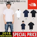 THE NORTH FACE ノースフェイス メンズ ポロシャツ S/S COOL BUSINESS POLO NT21738