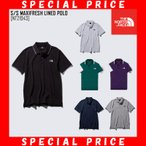 THE NORTH FACE ノースフェイス メンズ ポロシャツ S/S MAXIFRESH LINED POLO 半袖 トップス NT21543