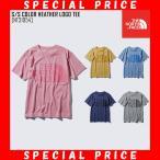 ノースフェイス Tシャツ メンズ S/S COLOR HEATHER LOGO TEE 半袖 アウトドアブランド NT31954
