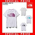 ノースフェイス Tシャツ レディース S/S SIMPLE LOGO TEE 半袖 アウトドアブランド NTW31956