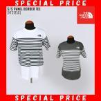 THE NORTH FACE ノースフェイス Tシャツ メンズ S/S PANEL BORDER TEE 半袖 NT31950