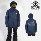 16-17 エスケープ SCAPE  ウェア COACH JACKET ジャケット スノボ スノーボードウェア
