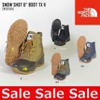 ノースフェイス THE NORTH FACE ブーツ II SNOW SHOT 6 TX 靴 メンズ レディース NF51564 スノーブーツ ザ・ノースフェイス