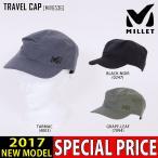 ミレー MILLET キャップ TRAVEL CAP 帽子 MIV6536 メンズ レディース