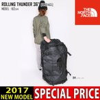 """THE NORTH FACE ノースフェイス ROLLING THUNDER 36"""" キャリーバッグ バッグ NM81465"""