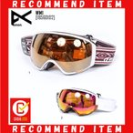 ショッピングゴーグル 17-18 新作 ANON アノン ゴーグル WM1 スキー スノボ 185601 アジアンフィット レディース