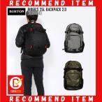 17-18 新作 BURTON バートン リュック RIDER'S PACK 2.0 25L バックパック バッグ スキー スノボ 110381 メンズ レディース