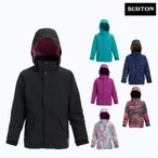 即日発送 17-18 新作 BURTON バートン キッズ ウェア ジャケット GIRLS' ELODIE JACKET スノボ スノーボードウェア 130451 子供 女の子 スキーウェア