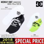 DCシューズ ディーシー スニーカー メンズ DM182028 MIDWAY KNIT DC SHOE ADYS700130