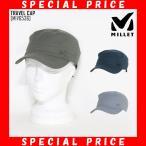 MILLET ミレー ワークキャップ TRAVEL CAP キャップ 帽子 MIV6536 メンズ レディース アウトドア