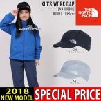 THE NORTH FACE ノースフェイス キッズ ワーク キャップ KID'S WORK CAP 帽子 NNJ01801