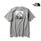 ノースフェイス NT32036 Tシャツ メンズ 半袖 アウトドアブランド S/S PICTURED SQUARE LOGO TEE