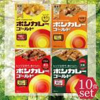 大塚 ボンカレーゴールド ×10食セット ★4種類から選択