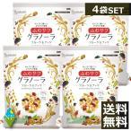 日食 ふわサクフルーツ&ナッツグラノーラ 240g ×4袋 送料無料