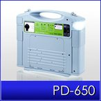 700864_[セルスター/CELLSTAR]PD-650 ポータブル電源 DC12Vターミナル(最大30A) AC100V 350W(最大出力)/280W(定格出力)